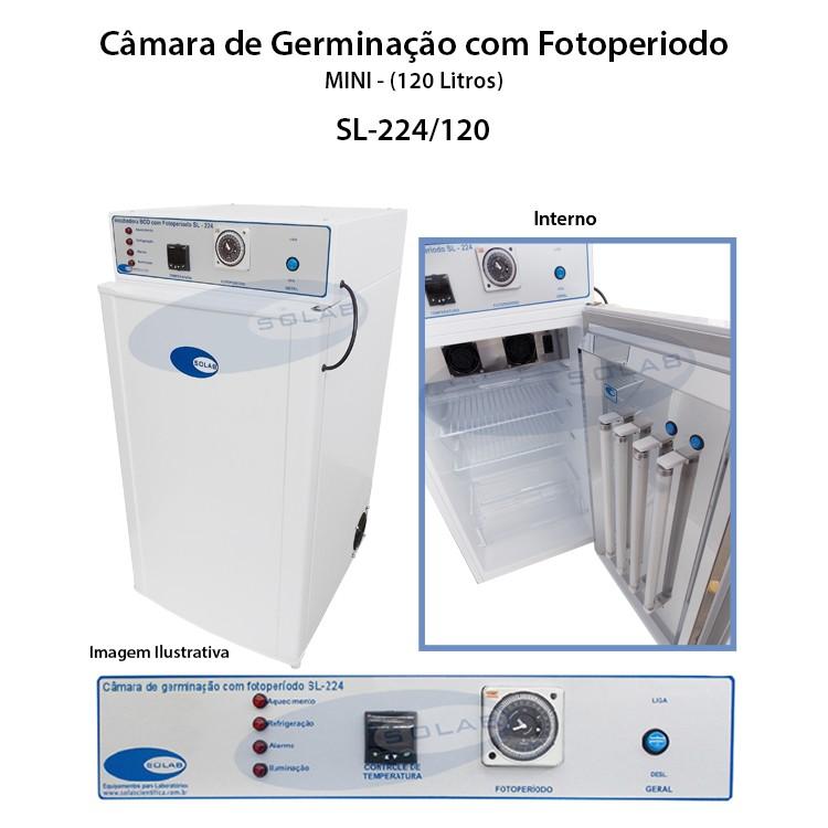 Câmara de germinação