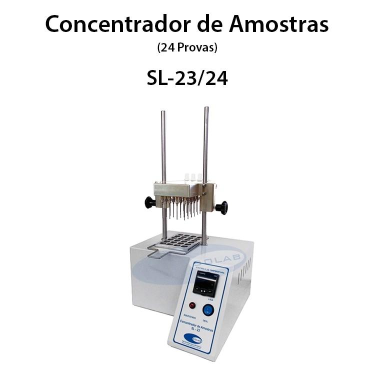 Concentradores de amostras