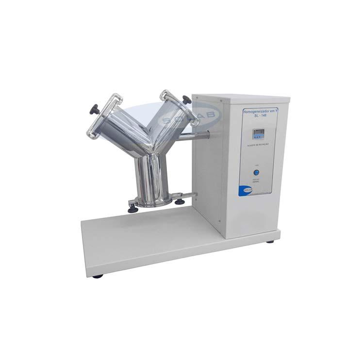 Homogeneizador para laboratório