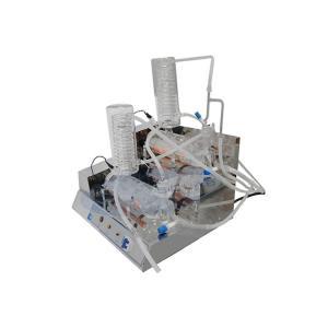 SL-72/2-I - Bi Destilador de Água em Vidro
