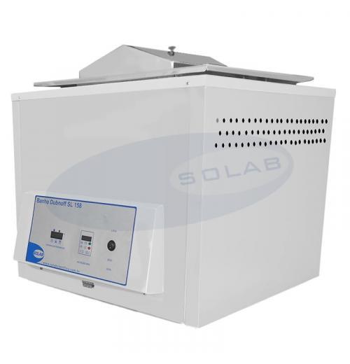SL-158/A - Banho Maria Metabólico com Agitação Orbital tipo Dubnoff (Com aquecimento)