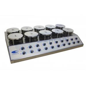SL-91/10 - Agitador Magnético Analógico (Com Aquecimento - 10 Provas)