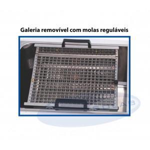SL-157/30-E - Banho Metabólico Tipo Dubnoff Molas