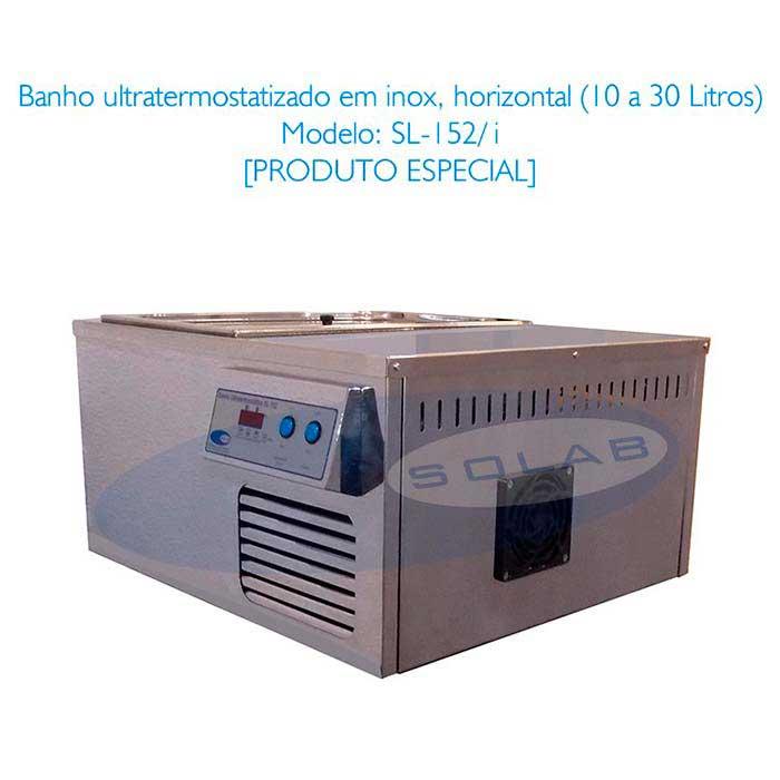 Banho ultratermostatizado