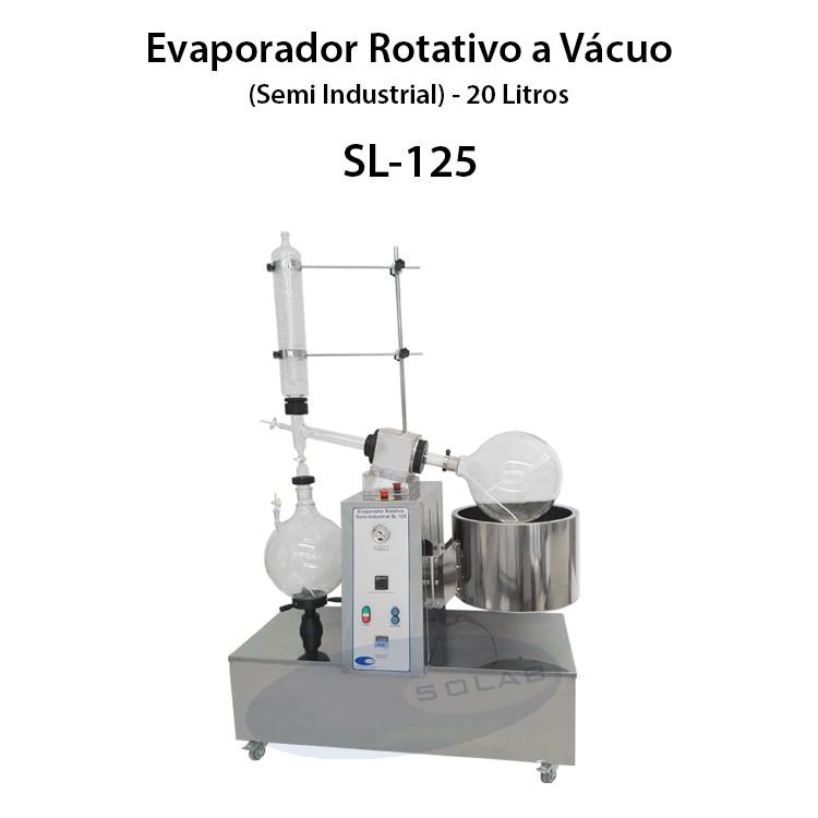 Evaporador para laboratório