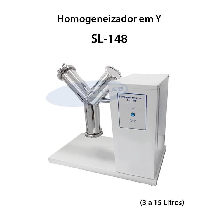 Homogeneizador em y