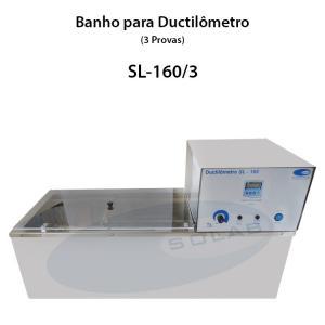 Banho para ductilômetro