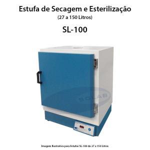 Estufa de esterilização
