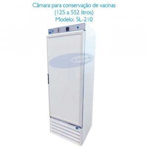 Refrigerador para vacinas