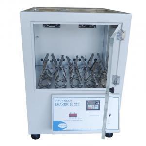 SL-220/E - Incubadora Shaker com Agitação Orbital e Aquecimento (Especial)