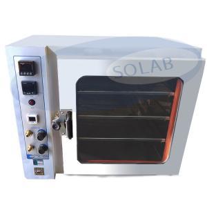 SL-104/27 - Estufa a Vácuo com Vacuômetro Digital, Timer (Tri-Clamp)
