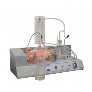 SL-72/5 - Destilador de Água em Vidro