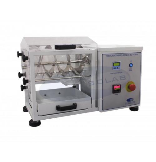 SL-143/10 - Homogeneizador Helicoidal com Inversor de Frequência