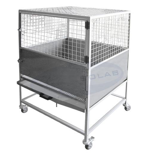 SL-380 - Gaiola Metabólica Mista para Cães