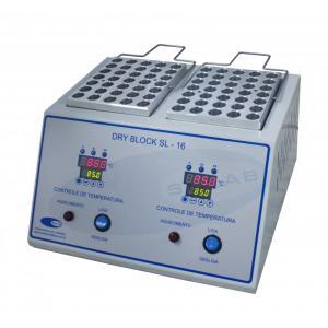 SL-16/32-Duplo - Dry Block Com 2 Controles Independentes