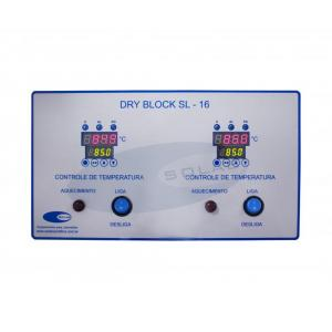 SL-16/32-Duplo - Dry Block Com 2 Controles Independentes