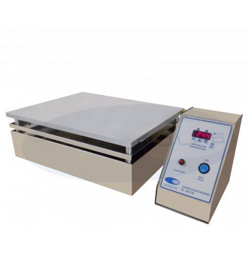SL-140/D - Chapa Aquecedora Digital com Controlador de Temperatura Externo