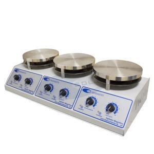 SL-91/3 - Agitador Magnético Analógico (Com Aquecimento - 3 Provas)