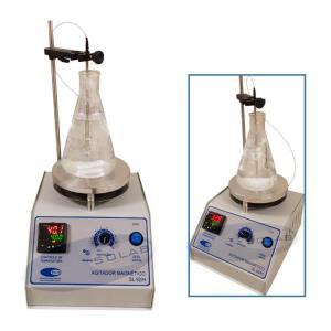 SL-92-E/H - Agitador Magnético Digital (Com Aquecimento e Sensor Externo)