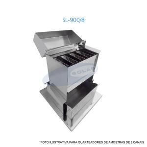 SL-900 - Quarteador de Amostra
