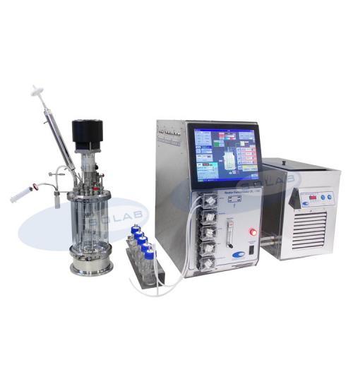 SL-135/ES Reator fermentador com software e tela touch - Especial (Finame: 03471331)