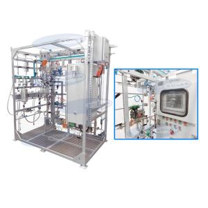 SL-139 - Reator para Preparo de Pasta Catalítica - Especial (Skid)