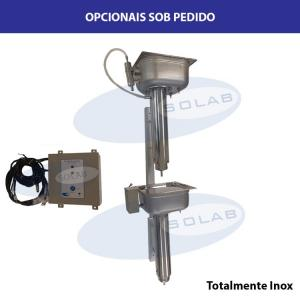 SL-71/5-2 - Bi-Destilador de Água Tipo Pilsen (5 Litros)