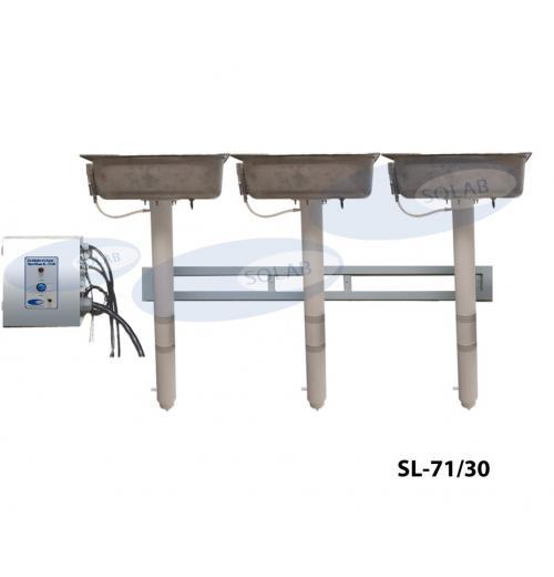 SL-71 - Destiladores de Água Tipo Pilsen 20 e 30 litros (Especial)