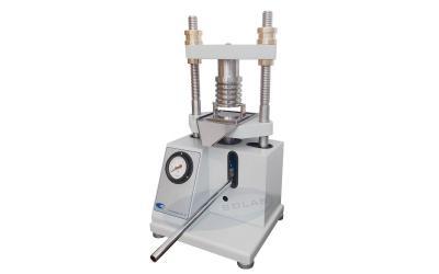 SL-10/15-E - Prensa Hidráulica Sem Aquecimento com Cilindro para Extração de Óleos