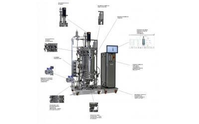 SL-133/50 - Biorreator Piloto