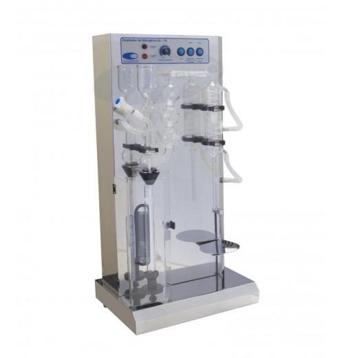 SL-74 - Destilador de Nitrogênio e Proteína