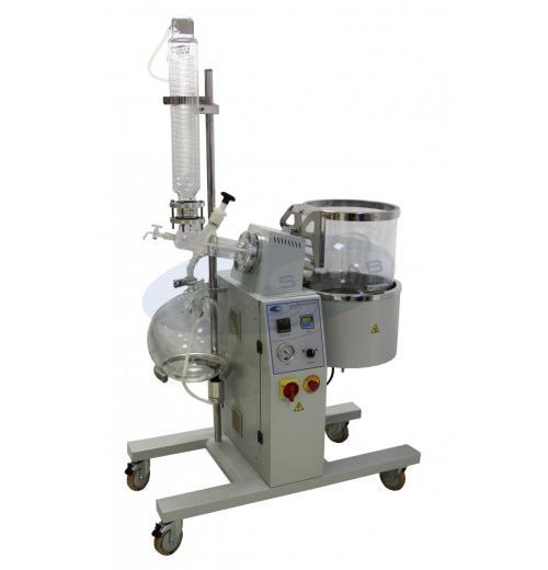SL-125/20 - Evaporador Rotativo a Vácuo Semi Industrial