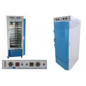 SL-225/I - Câmara de Germinação com Fotoperíodo e Alternância de Temperatura (interno em inox)