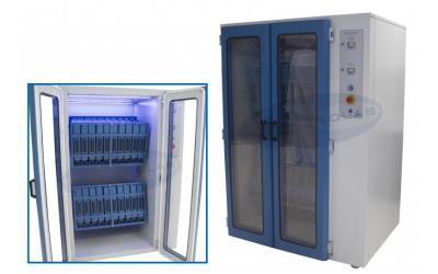 SL-99/120 - Agitador para Analise Física de Solos Proveta