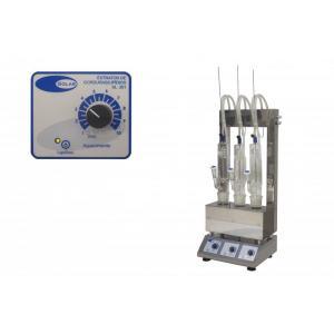 SL-201 - Extrator de Óleos e Graxas através de Solvente Analógico (6 e 8 Provas)