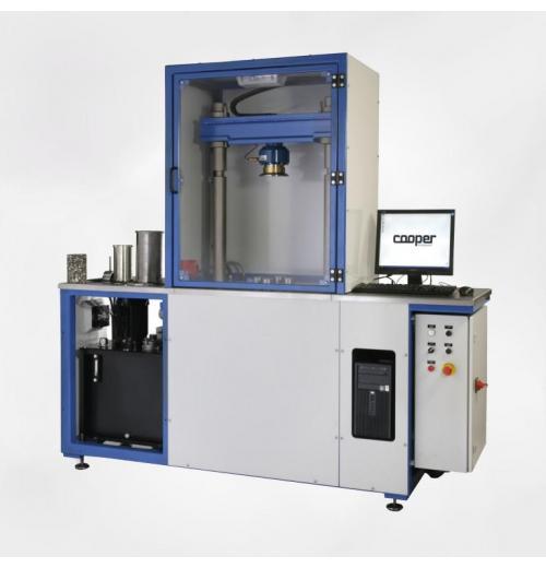 CRT-CTM250-II - Máquina de Teste de Compressão
