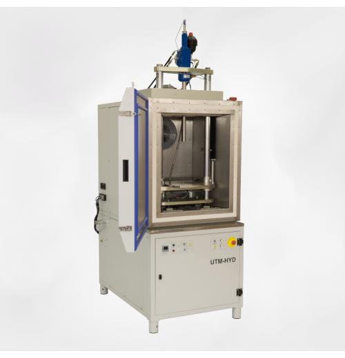 CRT-UTM - Máquina de Teste Universal Servo-Hidráulica (CRT-UTM-HYD)