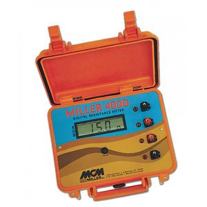 H-4385D. - Medidor de resistividade digital