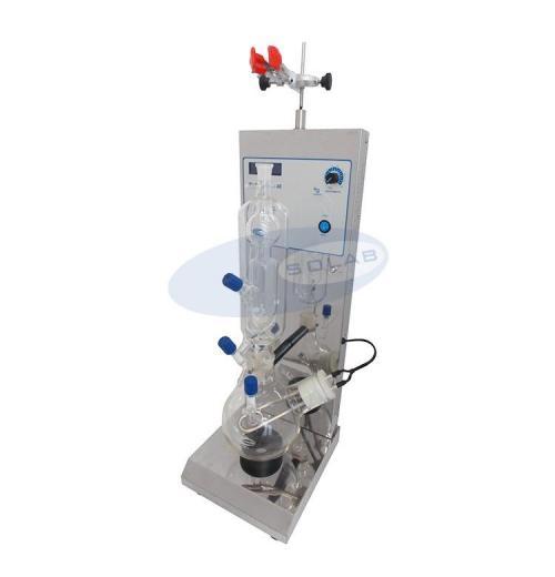 SL-40/E - Redutec para Análise de Açúcar com Controle Molivoltímetro